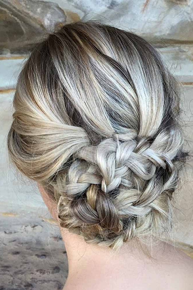 Most Up To Date Intricate Braided Updo Hairstyles Within 21 Best Braided Hairstyles For Long Hair 2021 – Glam Bonita (View 6 of 20)