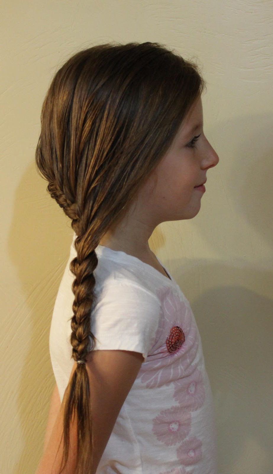 Most Up To Date Loose Pancaked Side Braid Hairstyles For Hairstyles For Girls. (View 2 of 20)