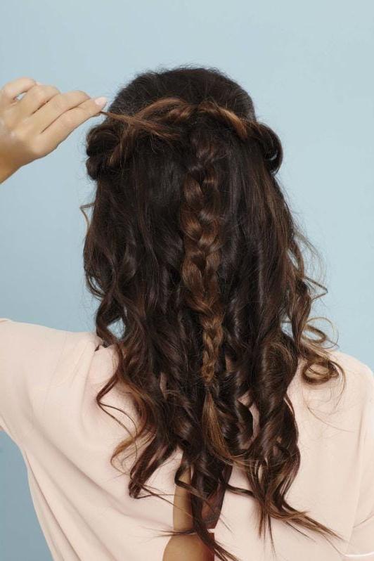 Newest Mermaid Side Braid Hairstyles For A Mermaid Braid Tutorial That's Easier Than It Looks (View 13 of 20)