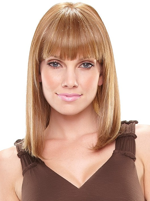 Olixe – Style Inside Fashionable Middle Length Hairstyles With Highlights And Bangs (View 6 of 20)