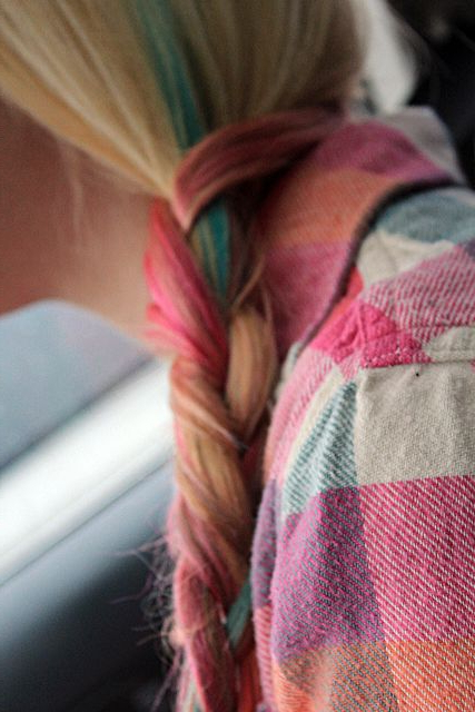 Ombre Hair, Pastel (View 10 of 20)