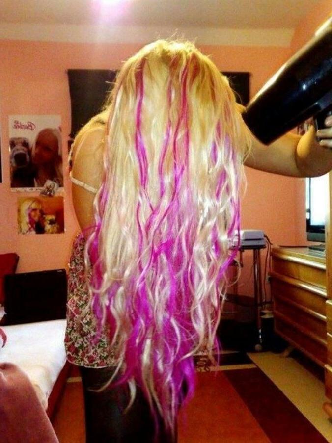 Pinkatie Willett On Hair (View 18 of 20)
