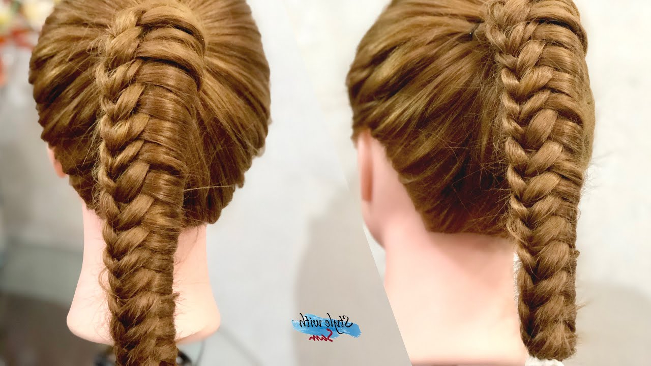 Ponytail Hairstyle (View 11 of 20)