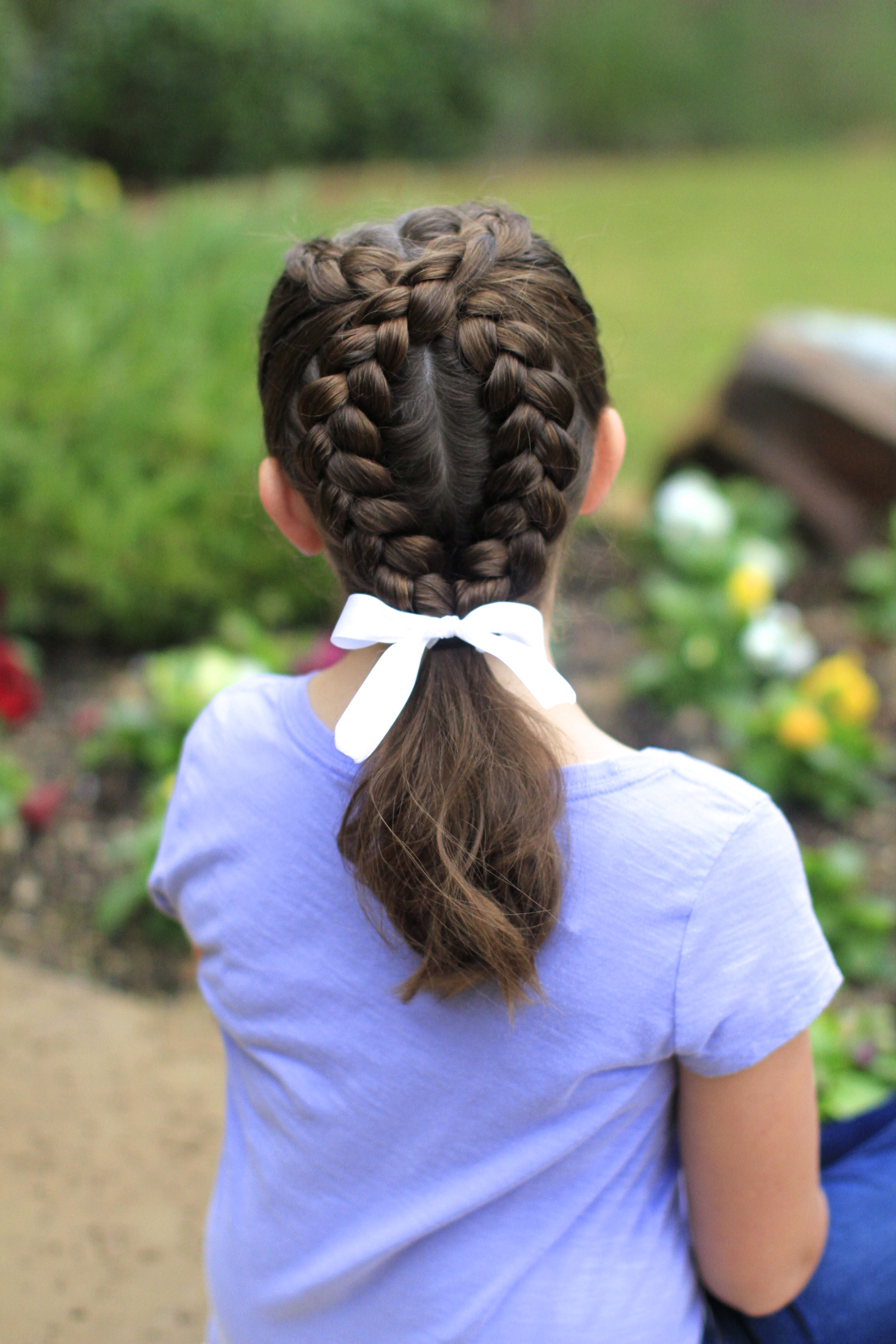 Popular Five Dutch Braid Ponytail Hairstyles With Regard To How To Create A Dutch Loop Braid – Cute Girls Hairstyles (View 18 of 20)