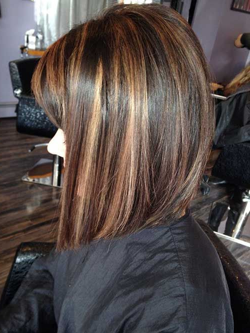 Popular Medium Length Curls Hairstyles With Caramel Highlights Throughout Short Length Hair Highlights With Caramel Color (View 2 of 20)