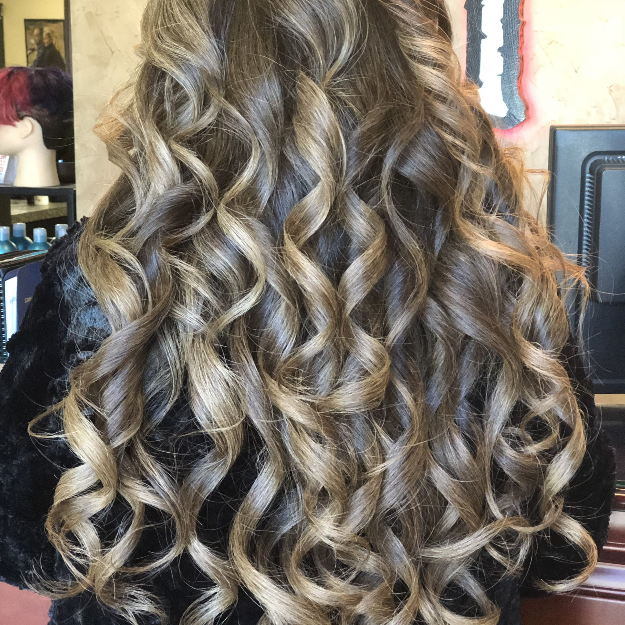 Pretty Hairstyles, Long Hair Intended For Famous Long Dark Brown Curls Hairstyles With Strawberry Blonde Accents (View 17 of 20)