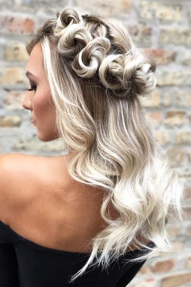 Prom Hair, Hair (View 11 of 20)
