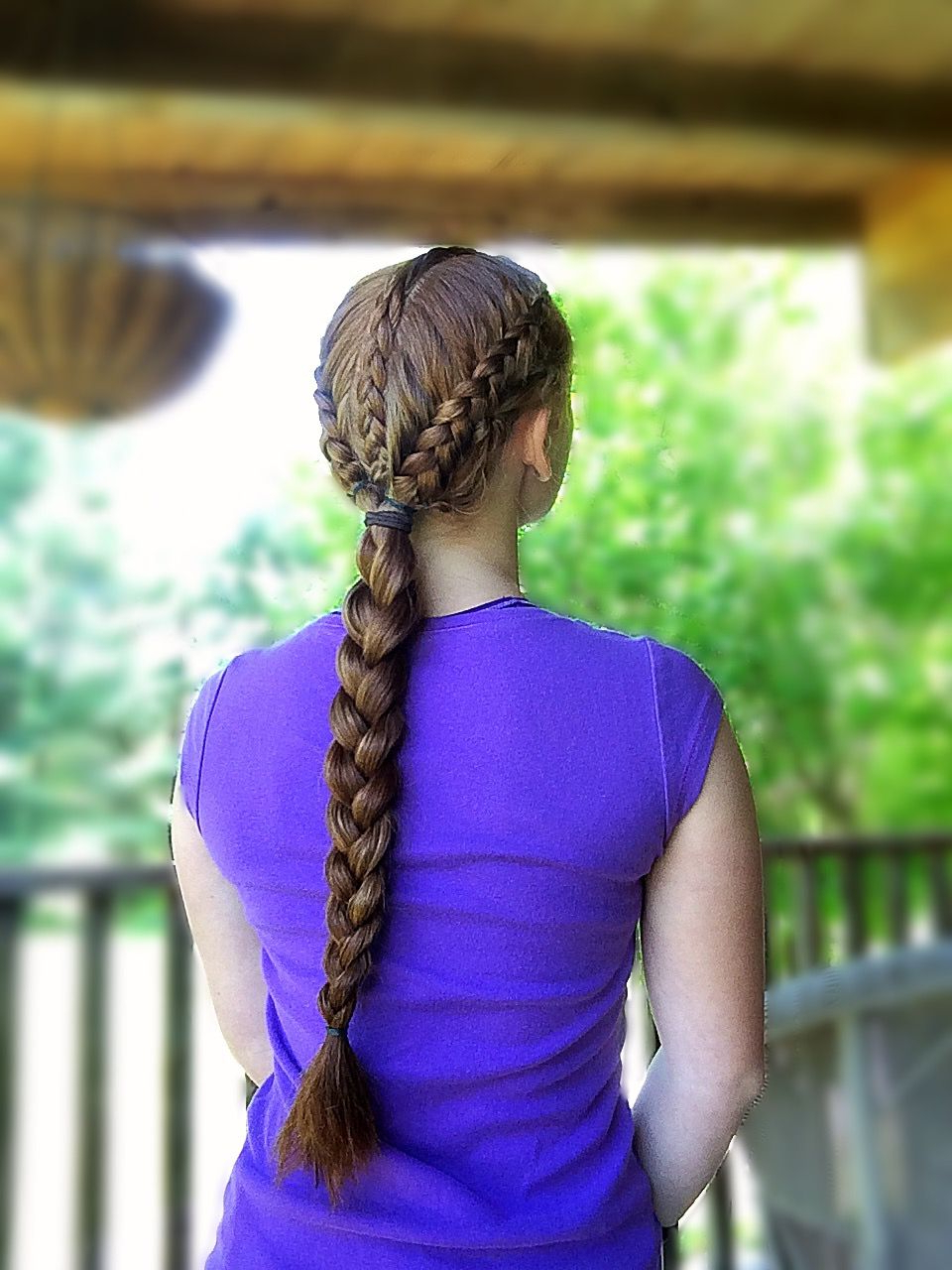 Recent Defined French Braid Hairstyles Inside Pinways 2 Braid On French Braids, Etc (View 15 of 20)