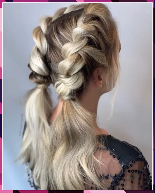 Rope Braid Tutorials Throughout Most Current Rope Crown Braid Hairstyles (View 4 of 20)
