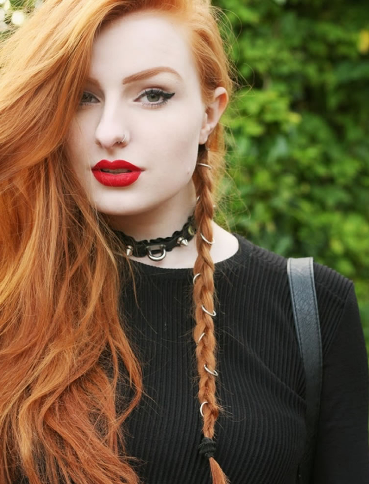 Side Braid Hairstyles For Long Hair For Stylish Ladies In In Most Recently Released Pancaked Side Braid Hairstyles (View 5 of 20)