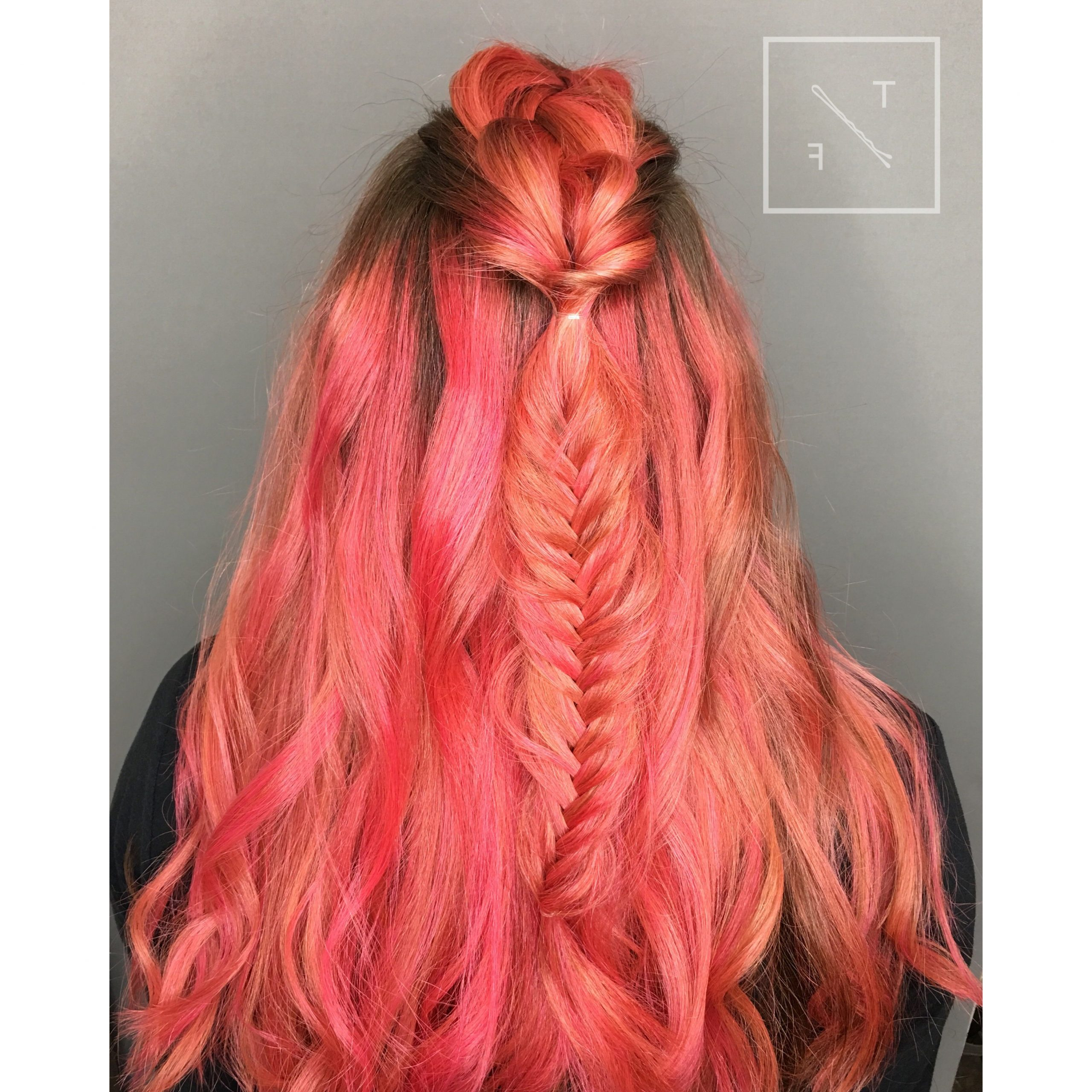 Special Occasion Regarding Latest Fishtail Updo Braid Hairstyles (View 16 of 20)