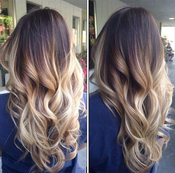 Stunning Balayage Hairstyles You Should Copy Right Now Pertaining To Best And Newest Blonde Balayage Ombre Hairstyles (View 11 of 20)