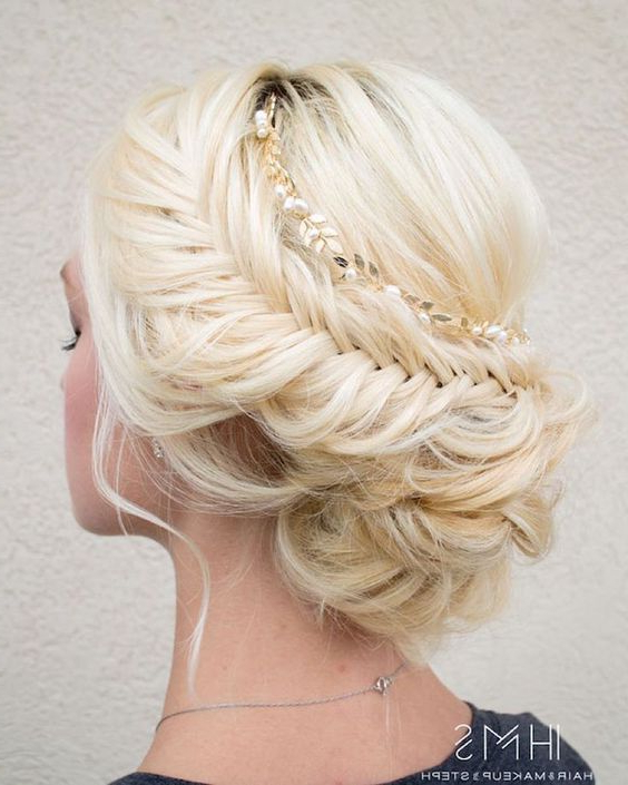 Styles Weekly Inside Well Known Braided Beautiful Updo Hairstyles (View 18 of 20)
