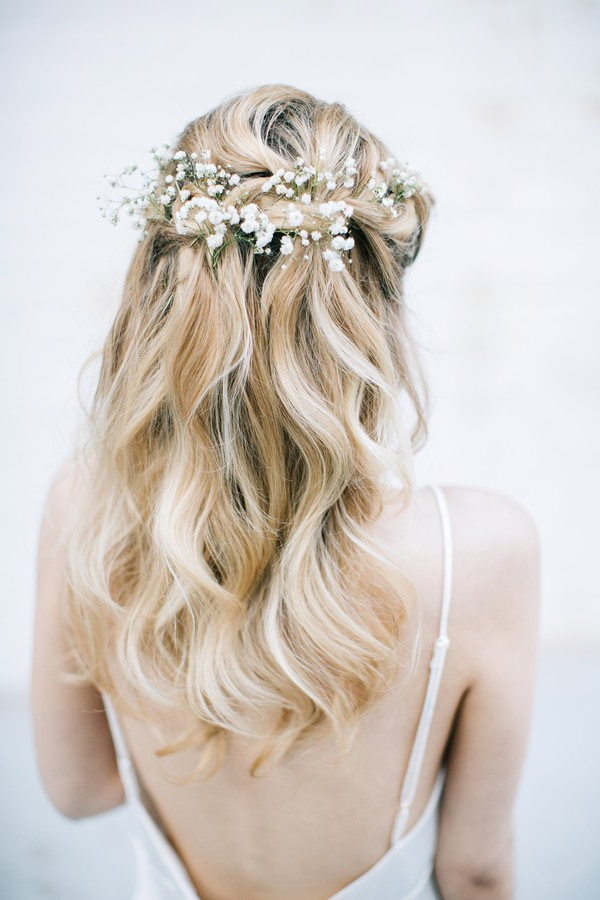 The Wedding Regarding Fashionable The Waterfall Braid Hairstyles (View 6 of 20)