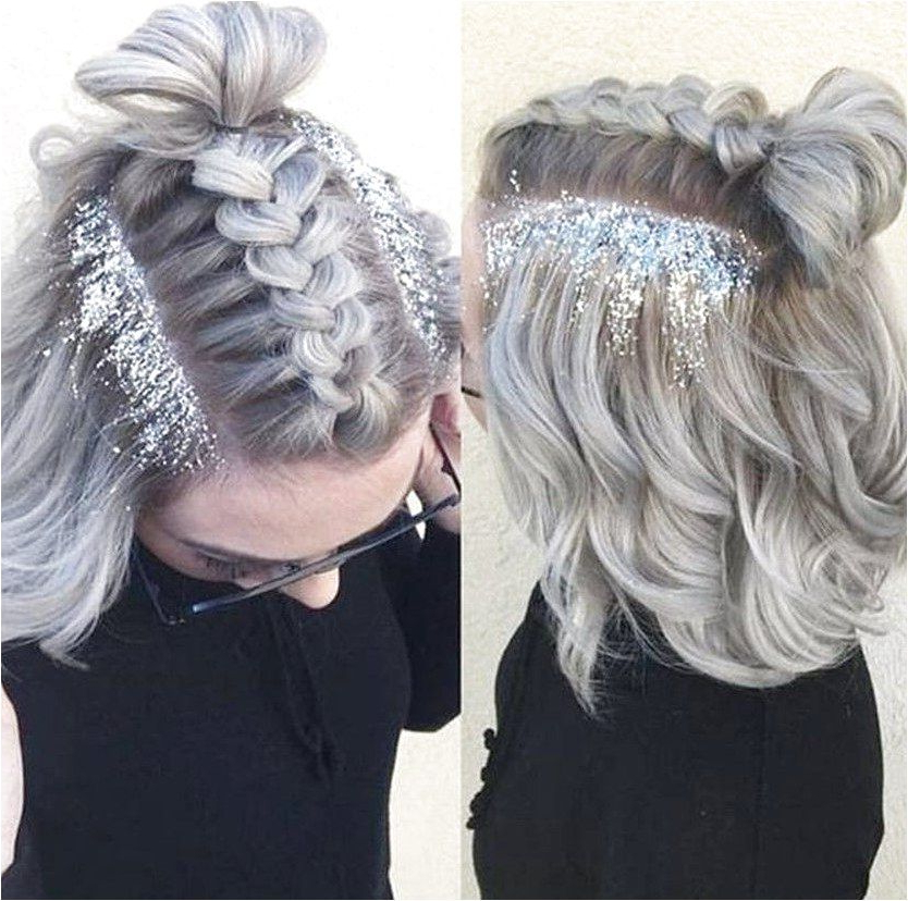 Trend Watch Mohawk Braid Into Top Knot Half Up Hairstyles Pertaining To Best And Newest Knotted Braided Updo Hairstyles (View 5 of 20)