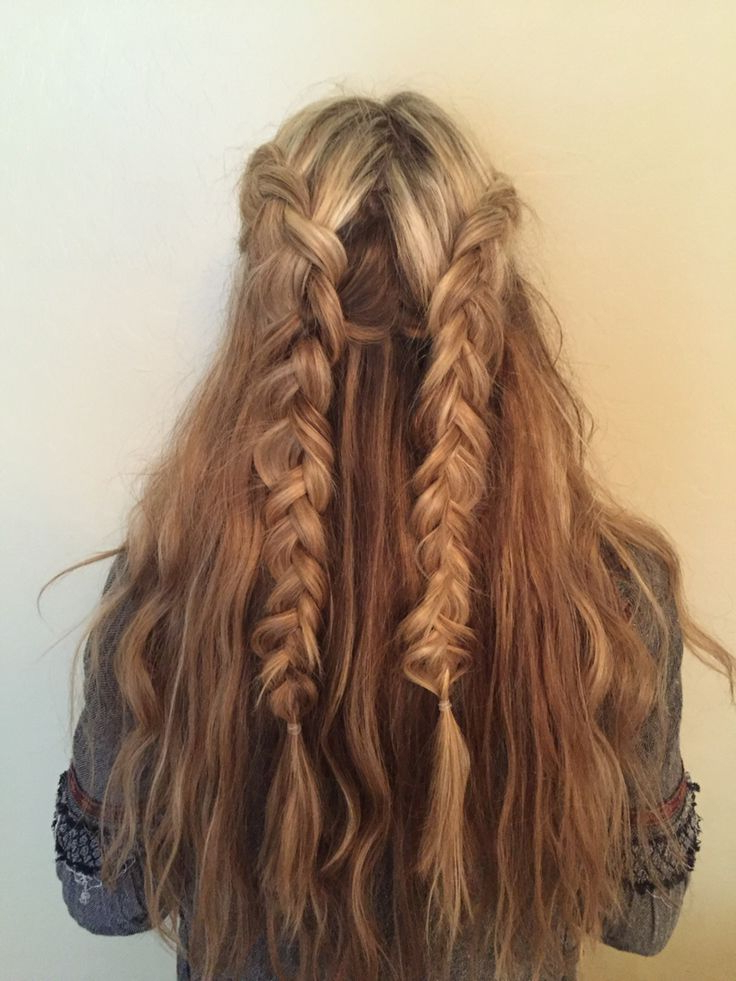 Trending Spring 2016 Hairstyles Double Dutch Braid (View 13 of 20)