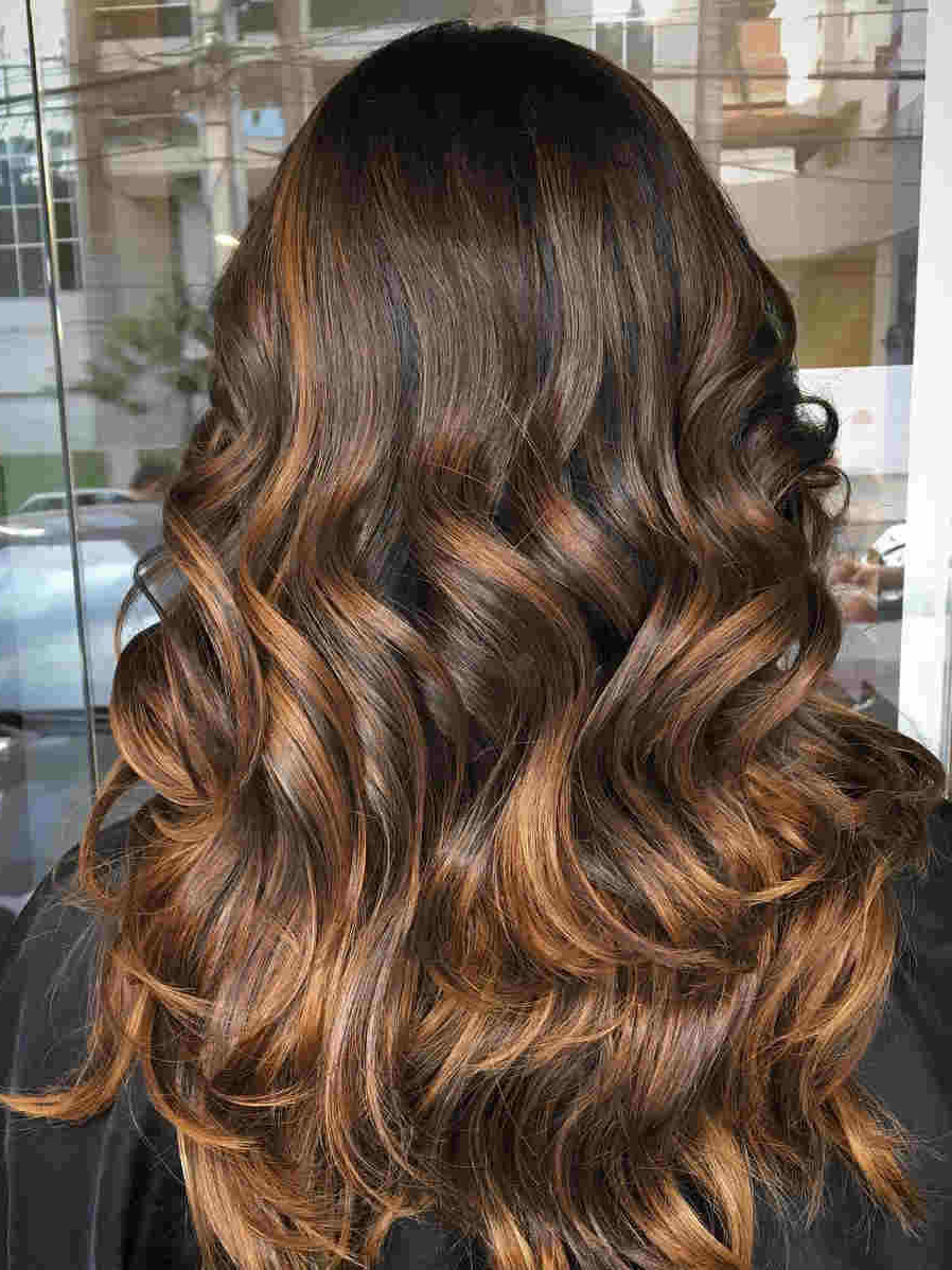 Trendy Blonde Balayage Ombre Hairstyles Within 70+ Ombre Hair Color Ideas For Blonde Brown Black Balayage (View 5 of 20)
