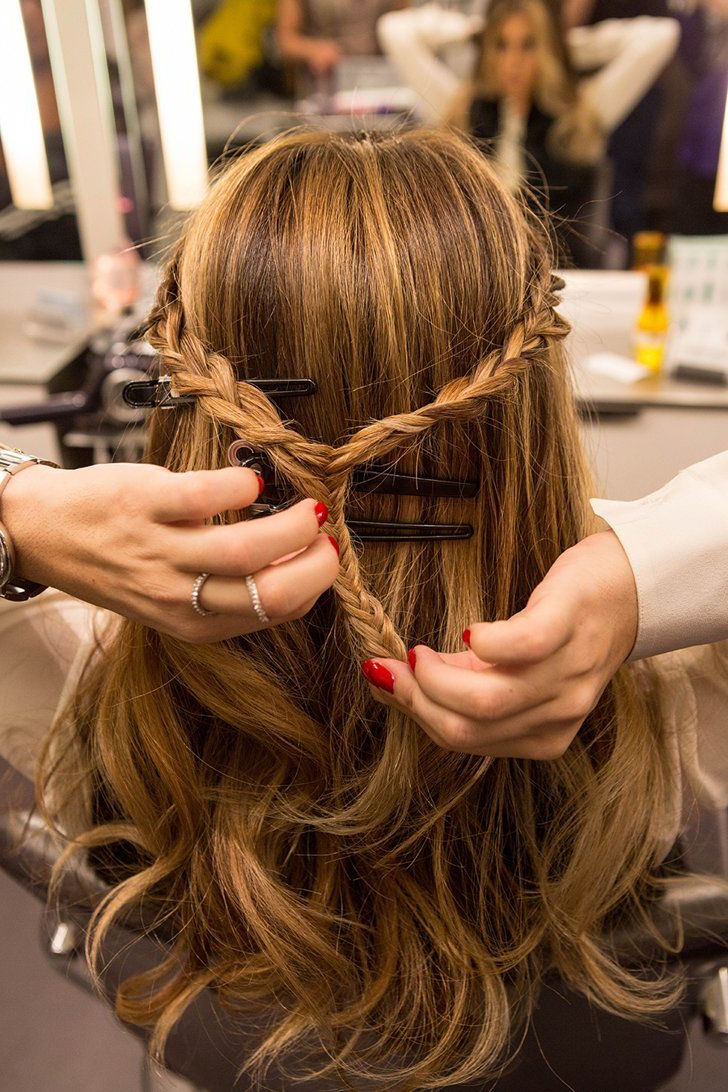 Trendy Boho Fishtail Braid Hairstyles Throughout Step 5: Create Your Fishtail (View 3 of 20)