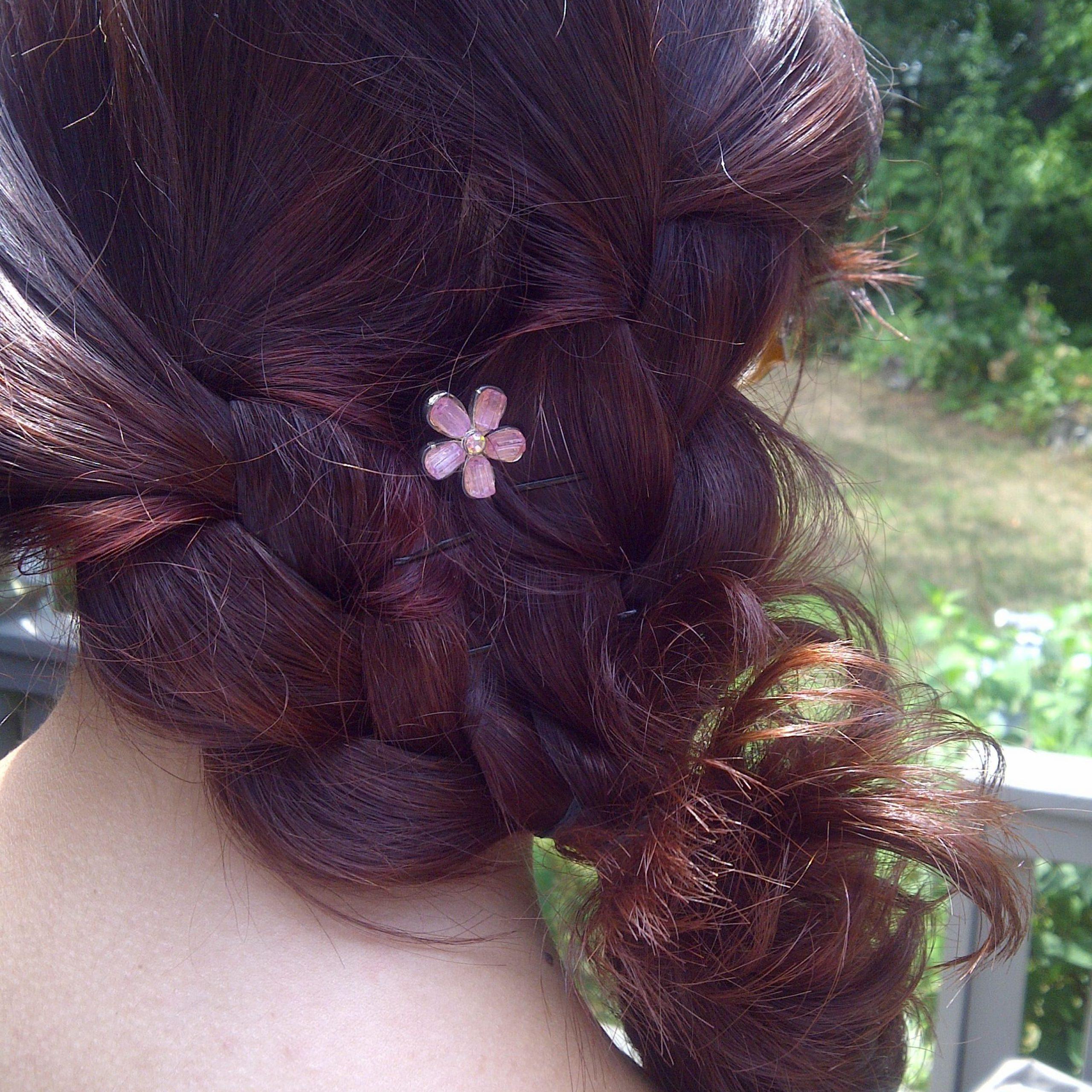 Trendy Mermaid Side Braid Hairstyles With Regard To Mermaid Braid (View 9 of 20)