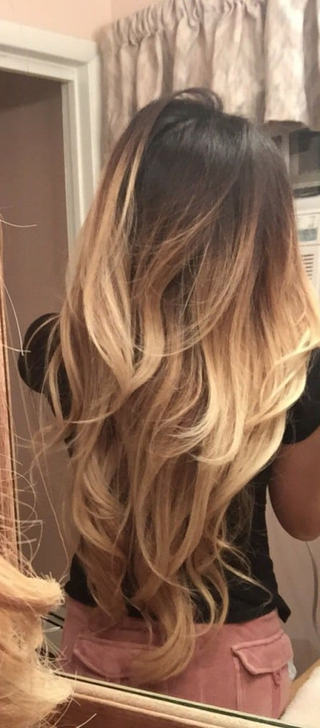 Well Known Blonde Balayage Ombre Hairstyles Regarding 15+ Gorgeous Ombre Hair Color Ideas (View 14 of 20)
