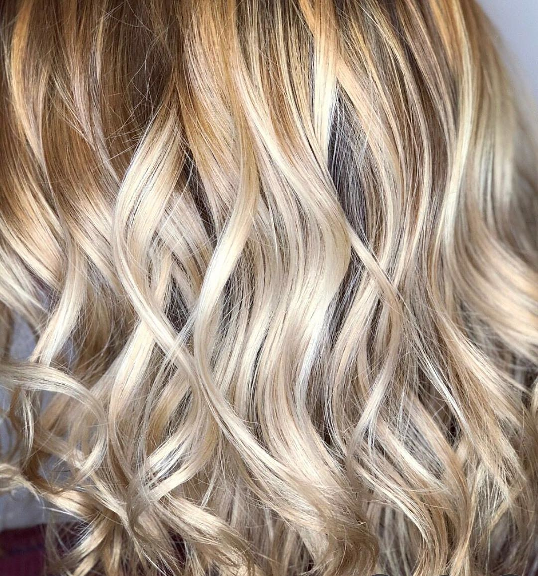 Well Known Blonde Balayage On Long Voluminous Hairstyles For 20 Balayage Brown To Blonde Long Hairstyles – Hair Colour (View 10 of 20)