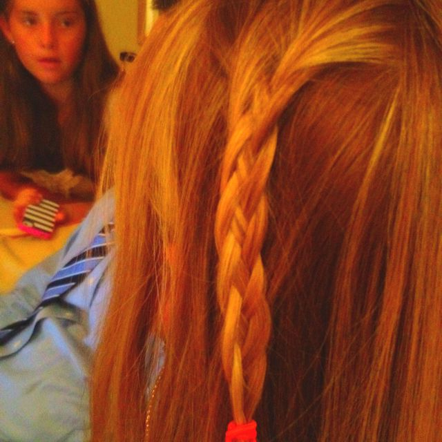 Well Known Four Strand Braid Hairstyles With Four Strand Braid (View 15 of 20)