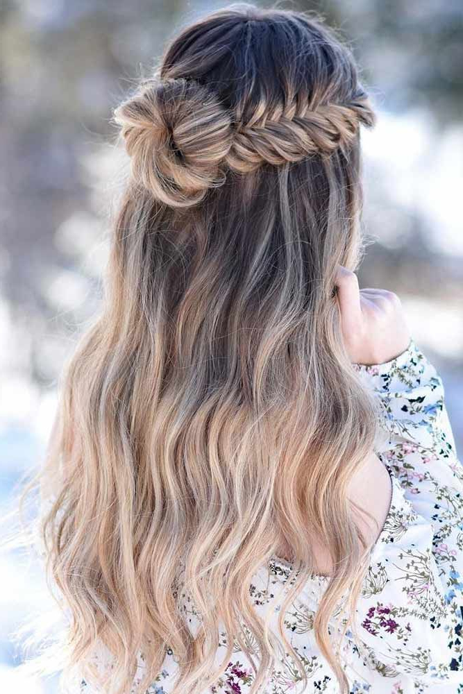Well Known Messy Elegant Braid Hairstyles For Slay Your Messy Bun Game With Our Ideas (View 5 of 20)