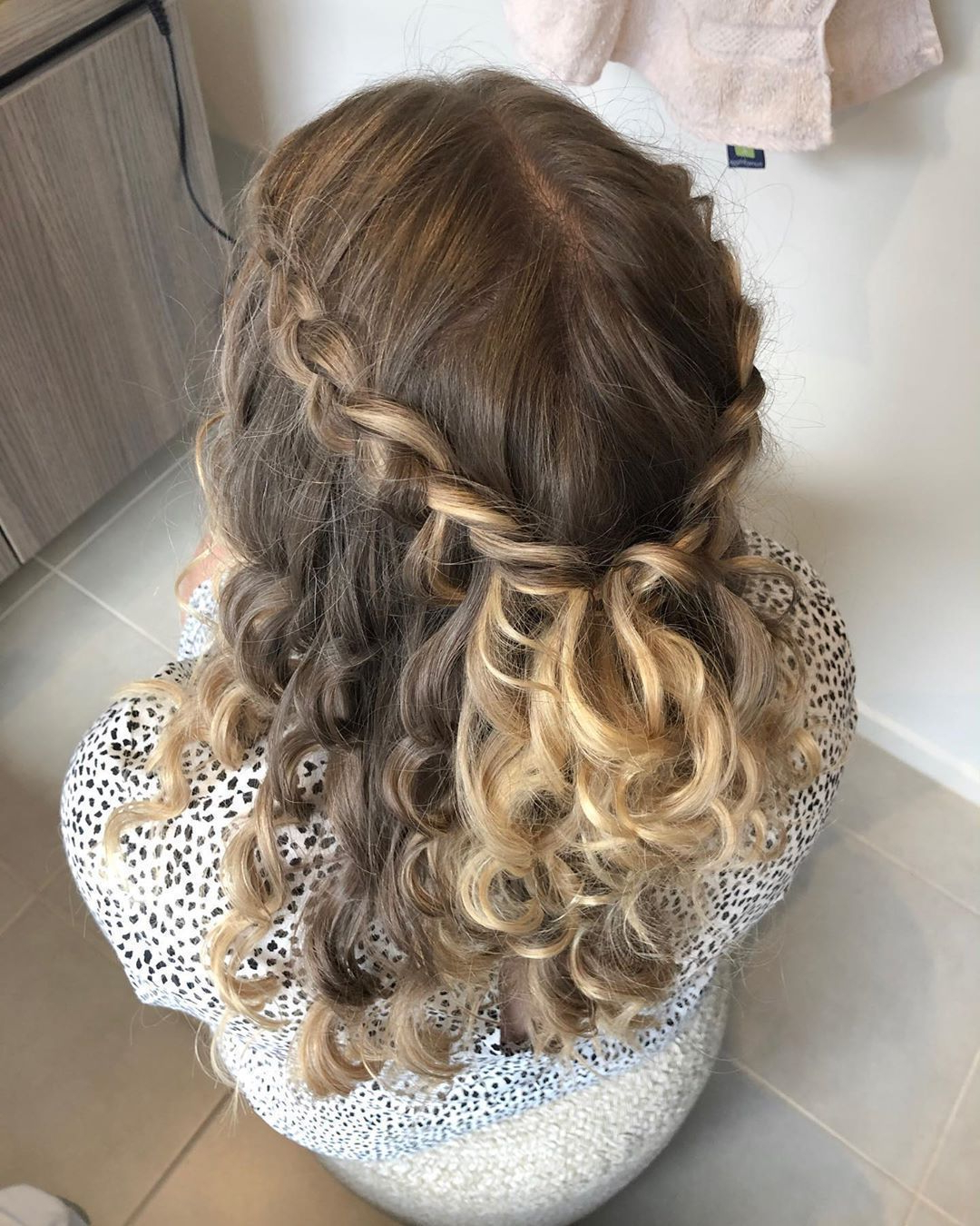 Well Known Messy Twisted Braid Hairstyles Inside Something Different! Cute Messy Braids #braidstyles # (View 8 of 20)