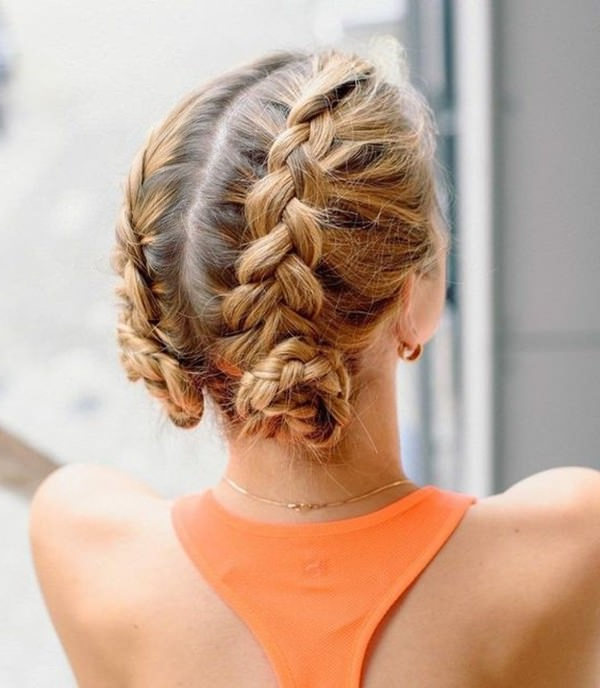 Well Known Quad Dutch Braids Hairstyles Regarding 101 Stunning Dutch Braids Hairstyles You Need To Try (View 13 of 20)