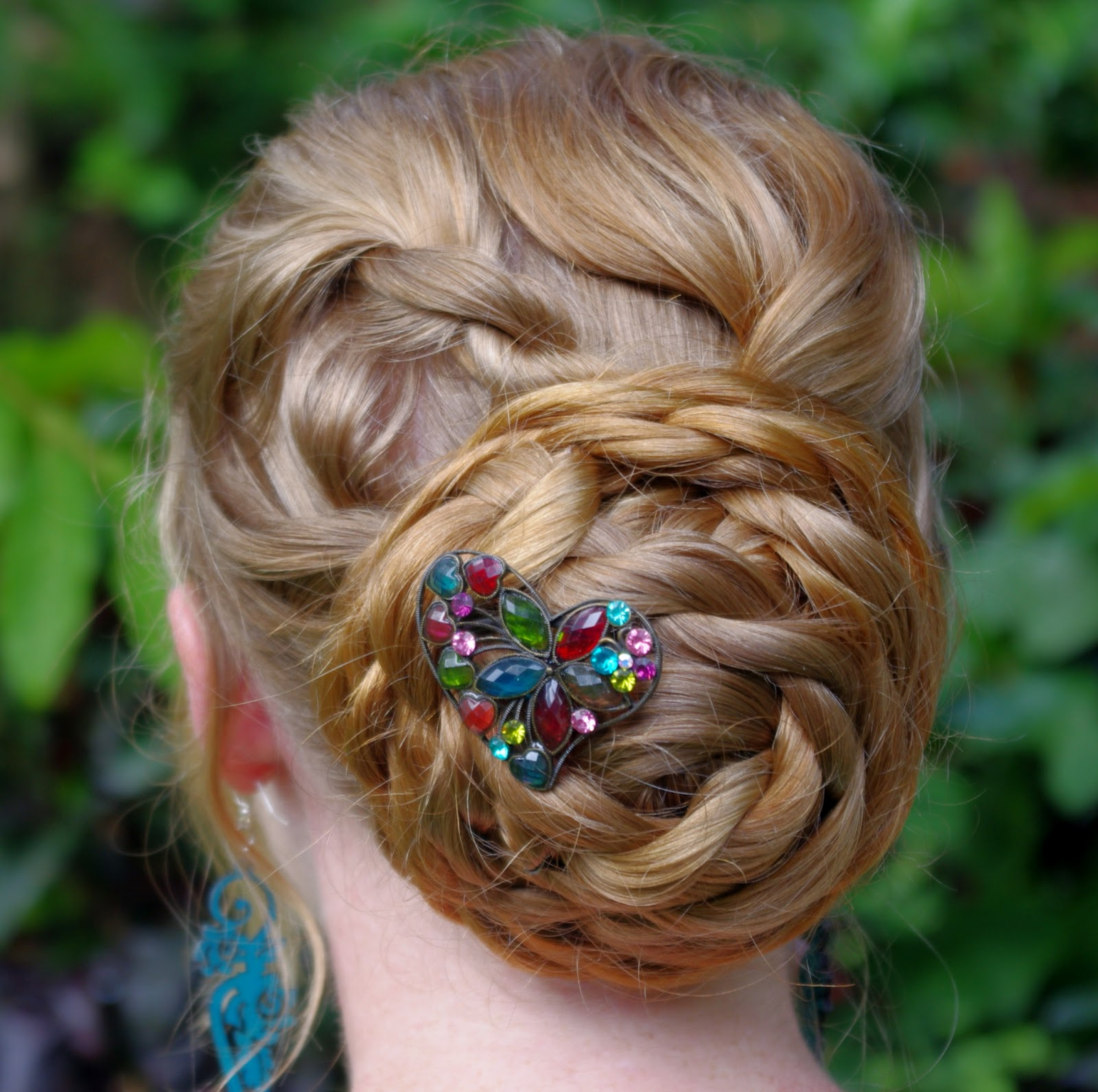 Well Known Rope And Braid Hairstyles Intended For Braids & Hairstyles For Super Long Hair: Rope Braid Bun (View 8 of 20)