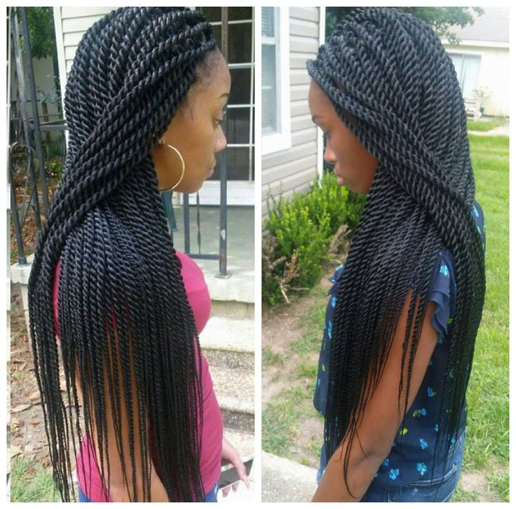 Well Known Rope Half Braid Hairstyles With 75 Super Hot Black Braided Hairstyles To Wear (View 3 of 20)