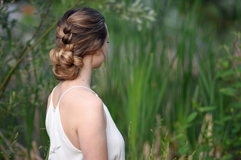 Well Liked Knotted Braided Updo Hairstyles Pertaining To Knotted Braid Updo – Cute Girls Hairstyles (View 16 of 20)