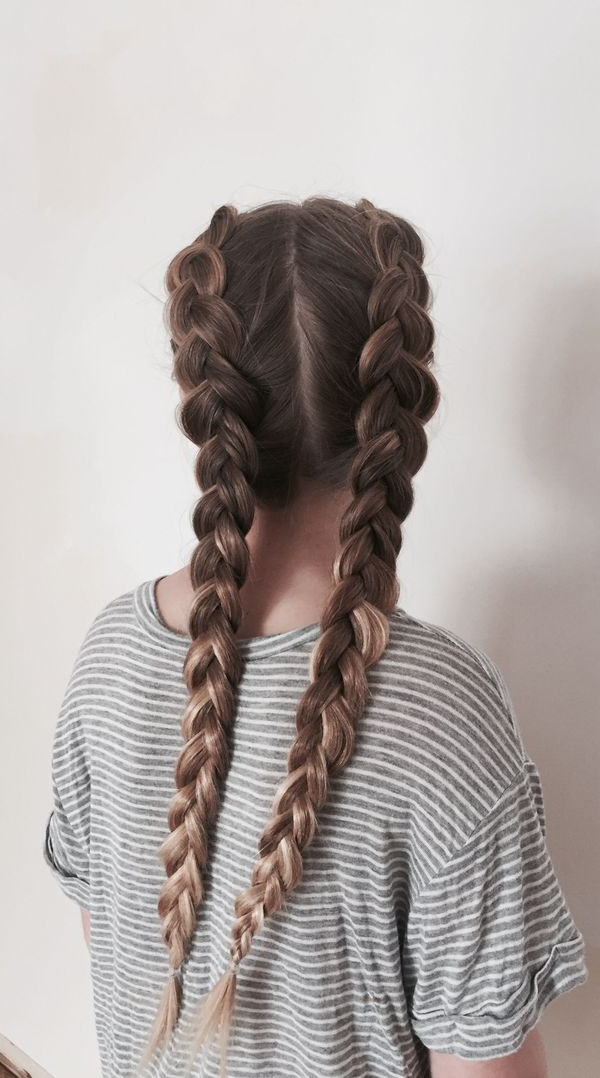 Widely Used Dutch Heart Braid Hairstyles With Dutch Braid Tutorial: How To Do A Dutch Braid (september 2020) (View 16 of 20)