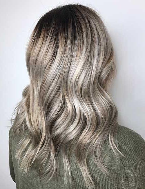 10 Different Styles For Balayage Dark Hair – Hairstyles Ideas Regarding Blonde Balayage On Short Dark Hairstyles (View 15 of 20)