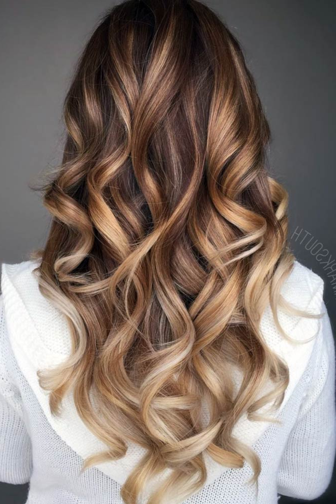 100 Balayage Hair Ideas: From Natural To Dramatic Colors In Blonde Balayage Hairstyles (View 17 of 20)