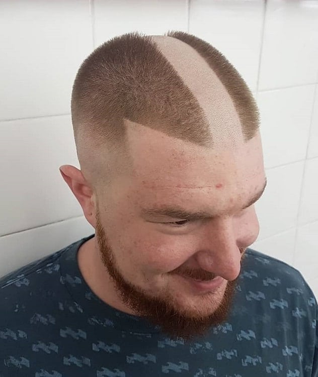 11 Funny Reverse Mohawk Hairstyles For Men – Fashions Trendy Pertaining To Preferred Coral Mohawk Hairstyles With Undercut Design (View 6 of 20)