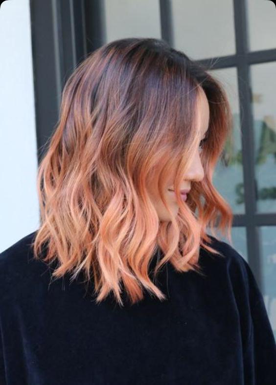 15 Gentle Strawberry Blonde Hair Ideas – Styleoholic In Marsala To Strawberry Blonde Ombre Hairstyles (View 15 of 20)