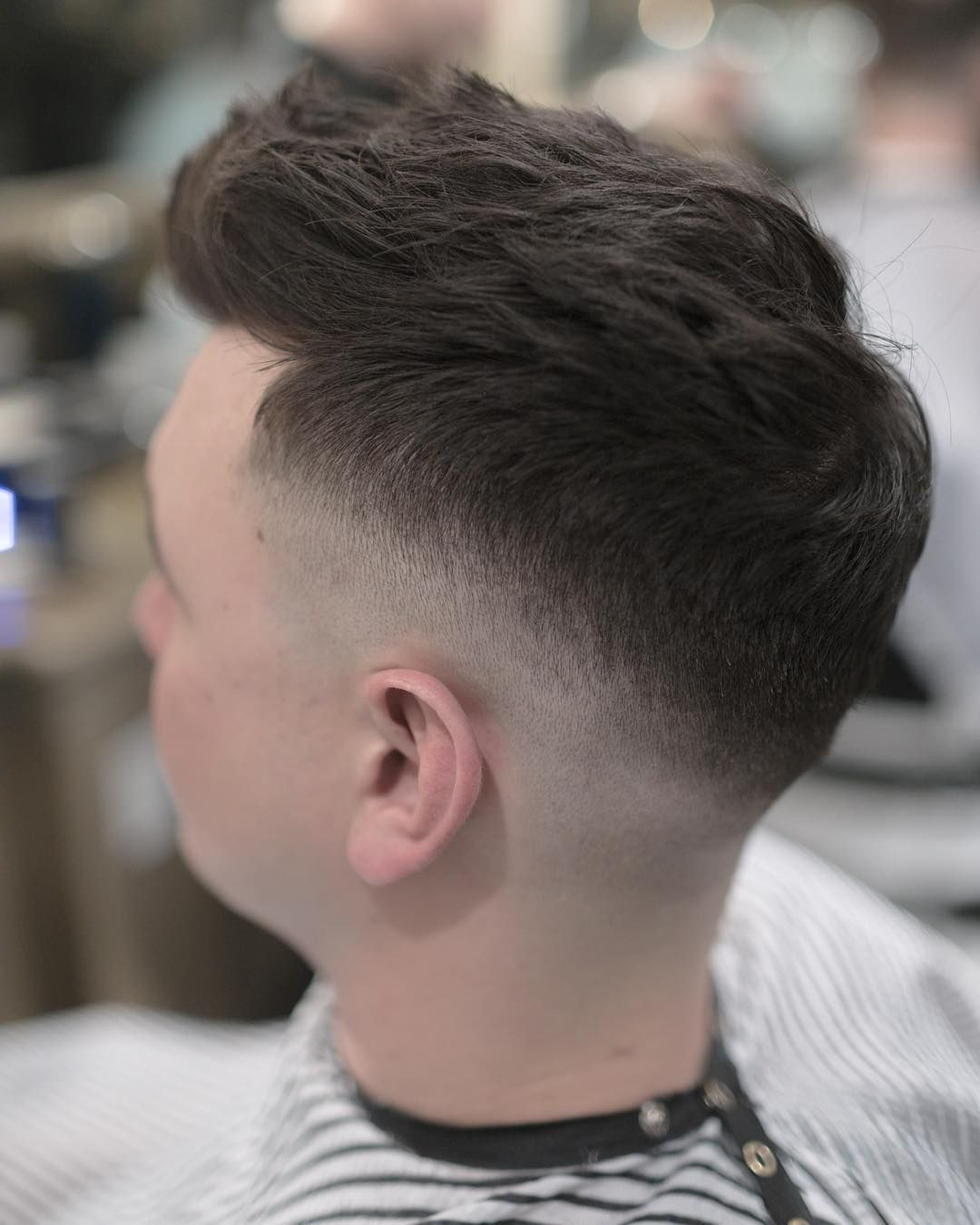 17+ Skin Fade Haircuts: 2020 Styles (View 12 of 20)