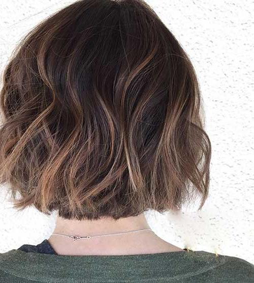 20+ Balayage Bob Hair   Bob Hairstyles 2018 – Short With Regard To Balayage For Short Stacked Bob Hairstyles (View 16 of 20)