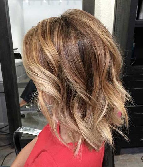 20+ Balayage Bob Hair   Bob Hairstyles 2018 – Short Within Blunt Cut Blonde Balayage Bob Hairstyles (View 6 of 20)