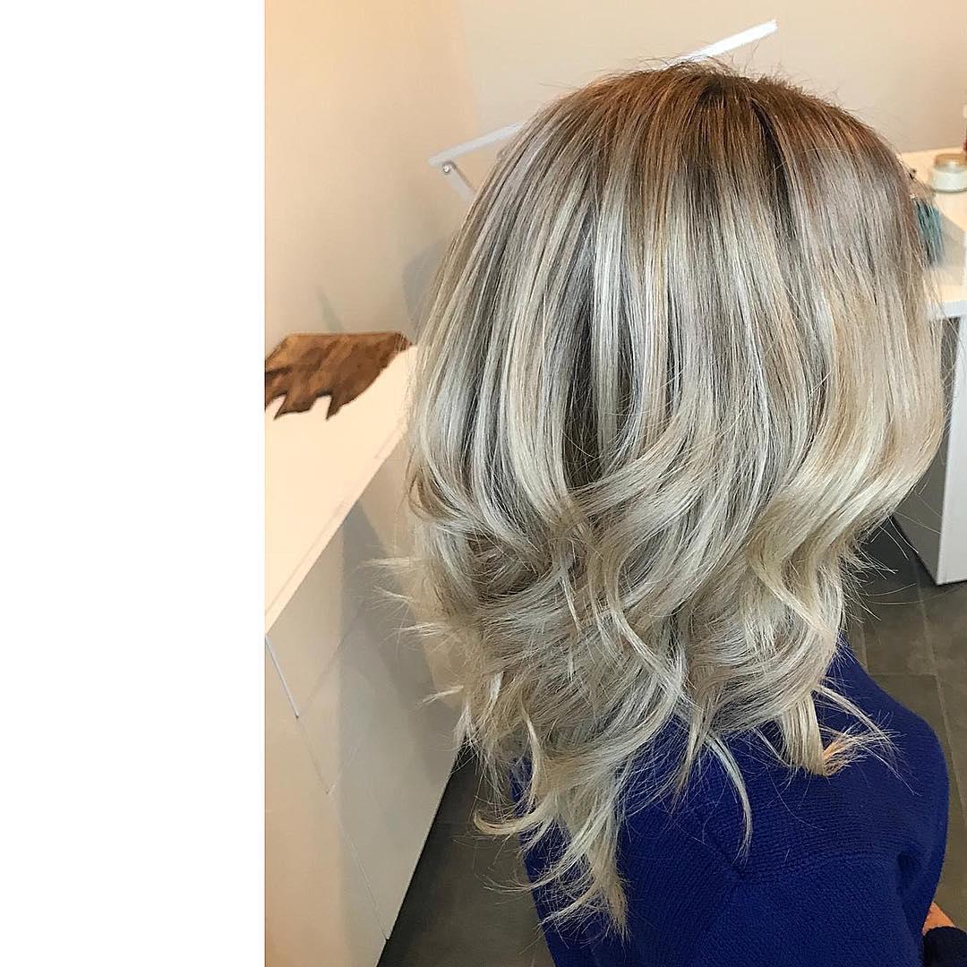 20 Balayage Brown To Blonde Long Hairstyles – Hair Colour For Blonde Balayage Hairstyles (View 7 of 20)