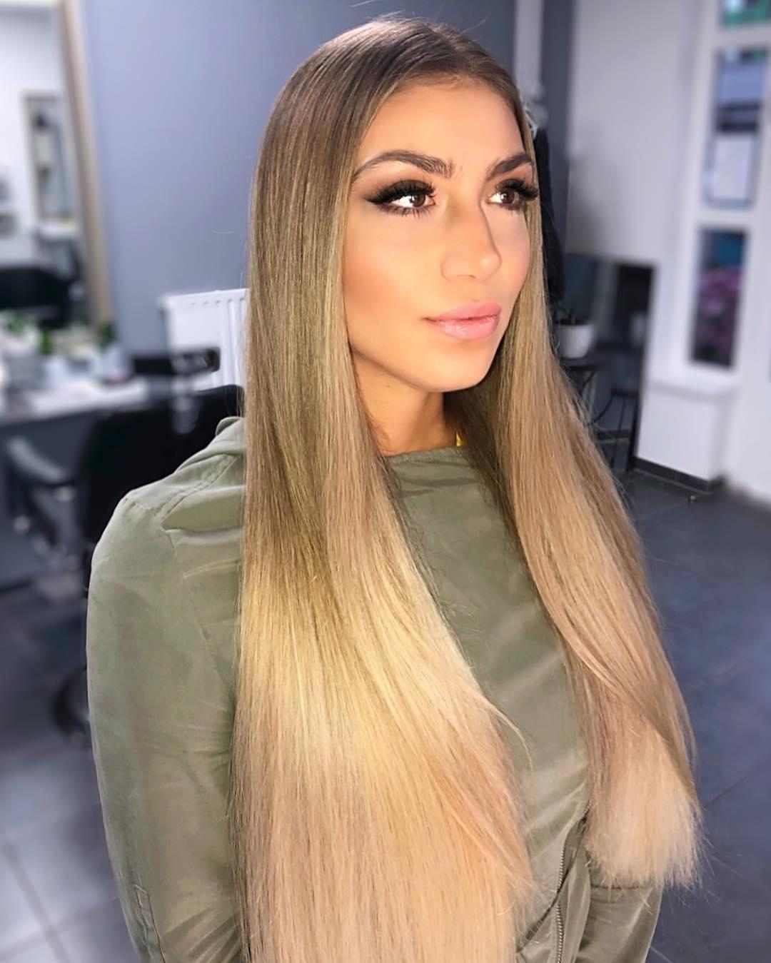 20 Balayage Brown To Blonde Long Hairstyles – Hair Colour With Regard To Blonde Balayage Hairstyles (View 5 of 20)