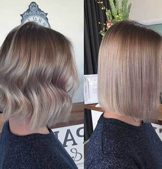20 Brown Balayage Short Hair Looks Intended For Short Brown Balayage Hairstyles (View 12 of 20)