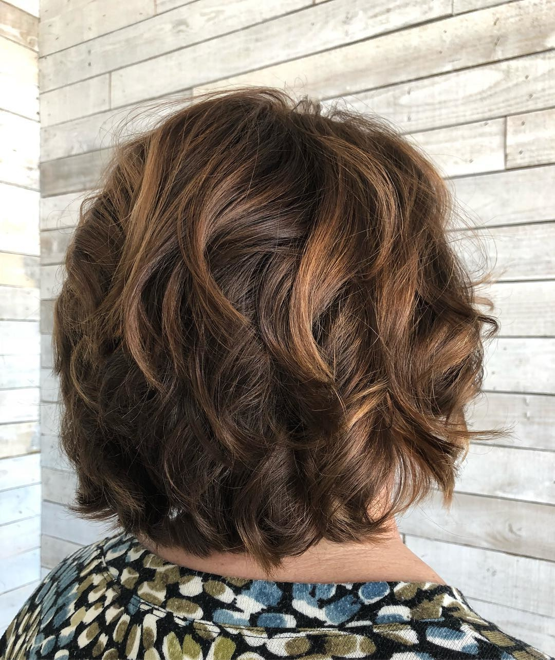 Featured Photo of Short Brown Hairstyles With Subtle Highlights