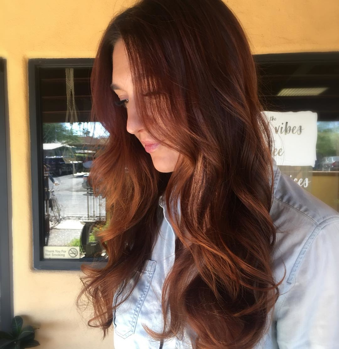 20 Caramel Highlights For Dark Brown Hair 2021 – Short Throughout Short Brown Hairstyles With Subtle Highlights (View 4 of 20)