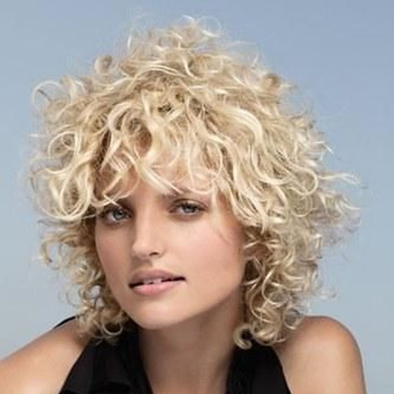 20 Elegant Natural Curly Hairstyles For Women In 2020 For Famous Big, Natural Curls Hairstyles (View 6 of 20)