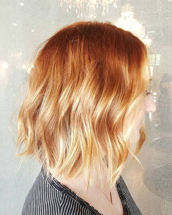 20 Hottest Ombre Bob Hairstyles (with Pictures) For Short Bob Hairstyles With Balayage Ombre (View 9 of 20)