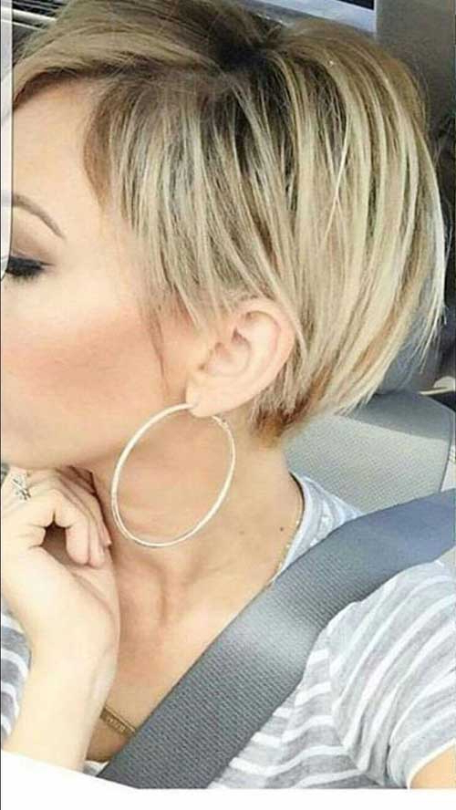 20 Long Pixie Haircuts You Should See Regarding Sexy Long Pixie Hairstyles With Babylights (View 9 of 20)