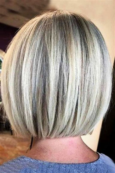 20 Short Bob Haircuts For Women In Balayage For Short Stacked Bob Hairstyles (View 18 of 20)