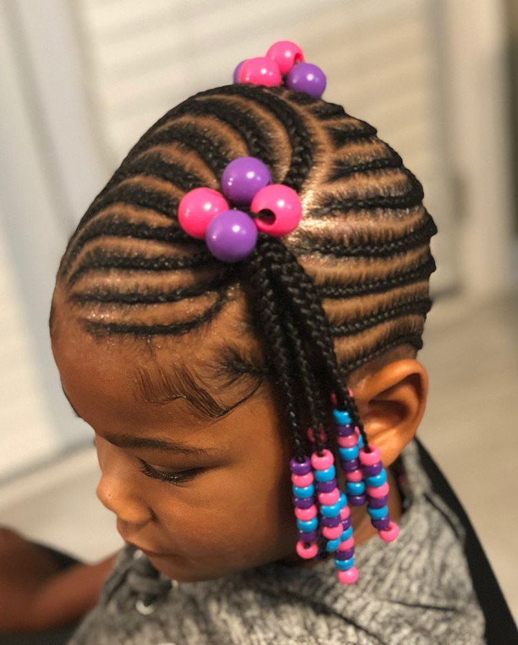 2017 Tiny Braids Hairstyles For Front Pieces With Lol So Y'all Know I'm Sick Of Tribal Right About Now! This (View 9 of 20)